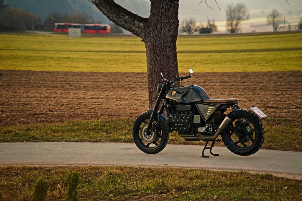 Reimo bmw Rubbler BMW K100RS Bj.1986 90PS