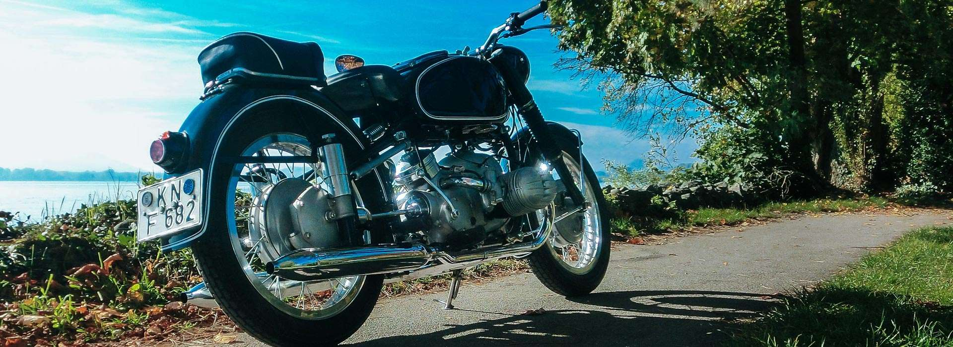BMW R51/3 - 24PS - Bj. 1954